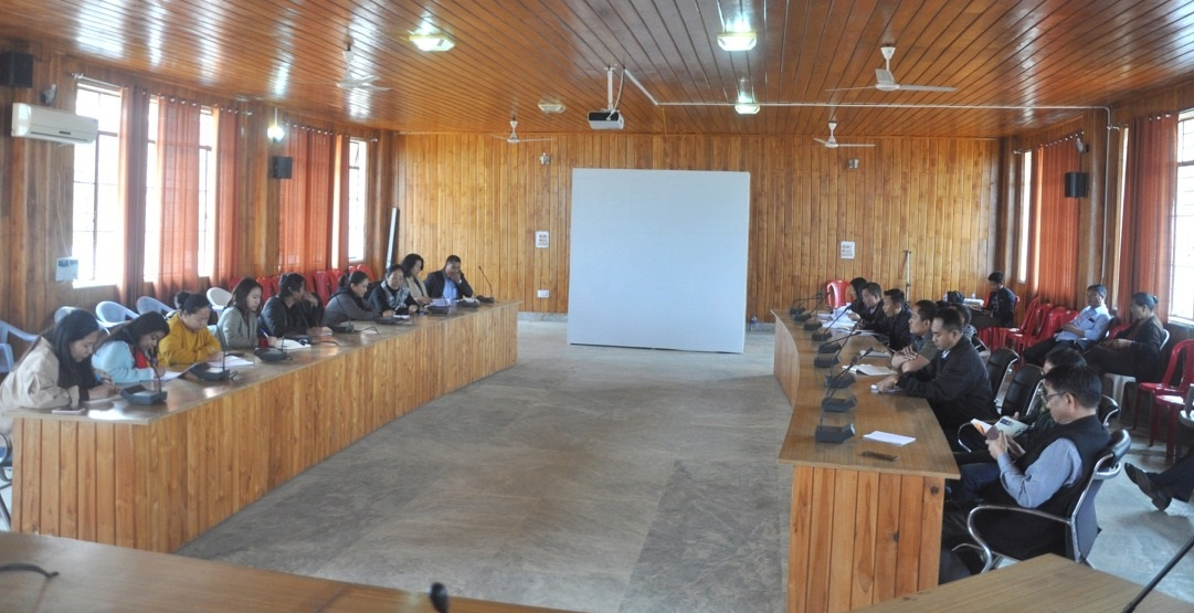 GOVERNORS YOUNG FELLOWSHIP TEAM VISITS PEREN